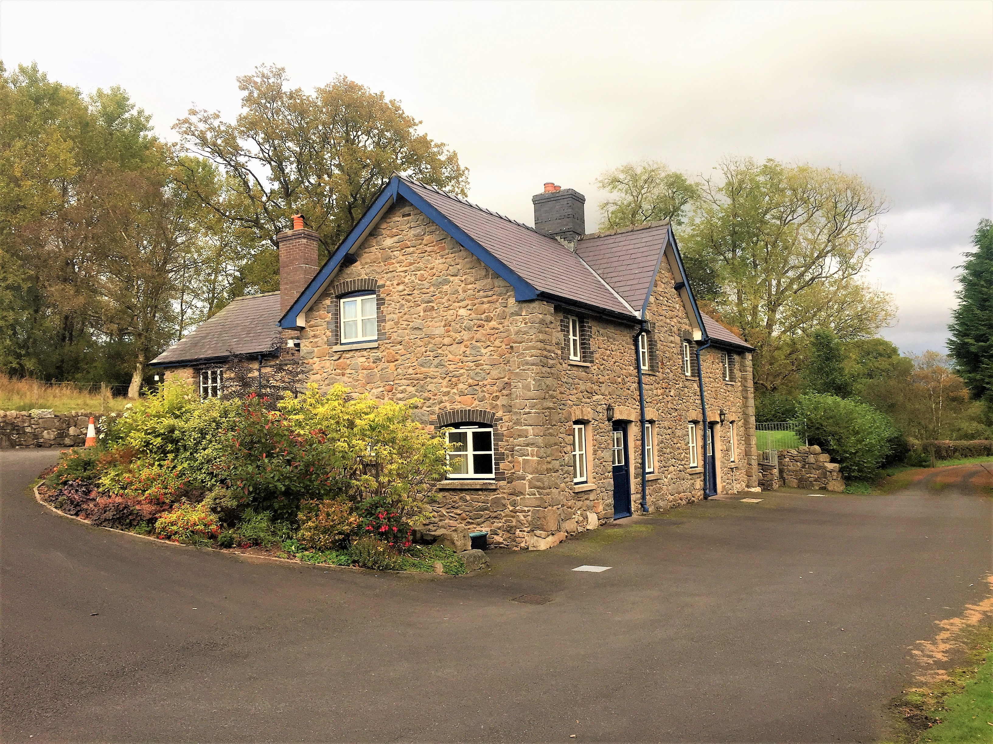 LET – Lane Cottage, Llanyre, Llandrindod Wells