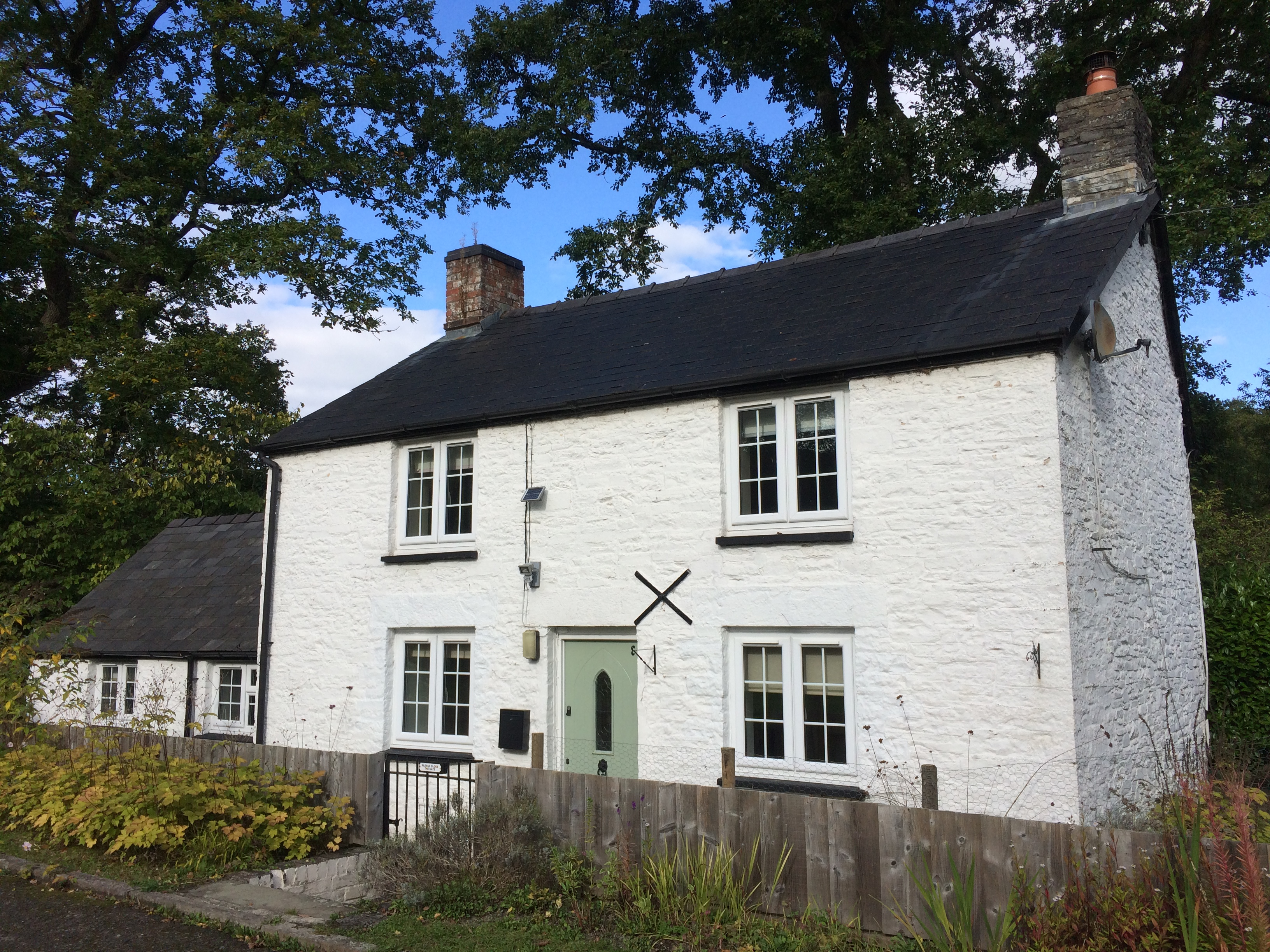LET SUBJECT TO CONTRACT – Bridge Cottage, Erwood, Builth Wells LD2 3SZ
