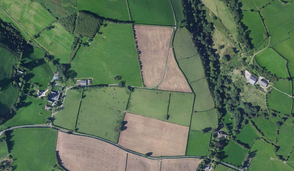 SOLD – Land At Pilleth East, Whitton, Knighton, Powys